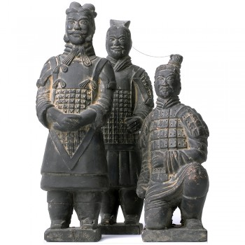 Terracotta Warrior Group Cardboard Cutout - $0.00