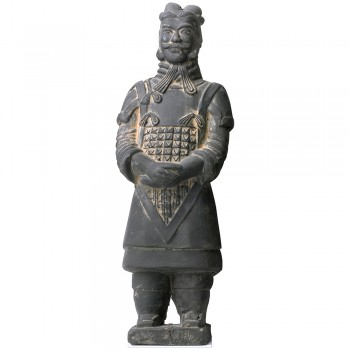 Terracotta Warrior Standing Cardboard Cutout - $0.00