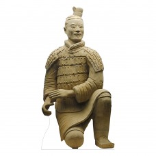 Terracotta Warrior Crouching