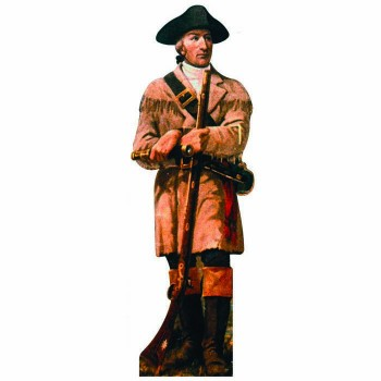 Meriwether Lewis Cardboard Cutout - $0.00