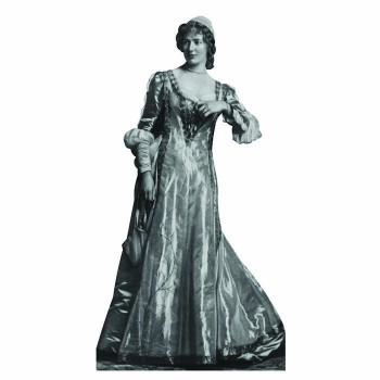 Beatrice Shakespeare Cardboard Cutout - $0.00