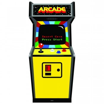 Colour Arcade Cardboard Cutout - $44.95