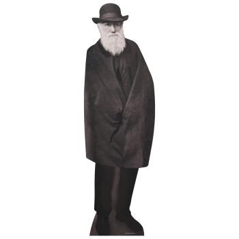 Charles Darwin Cardboard Cutout - $44.95