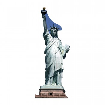 Statue of Liberty Cardboard Cutout - $44.95