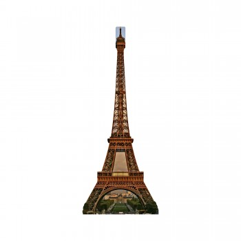 Eiffel Tower Cardboard Cutout - $44.95