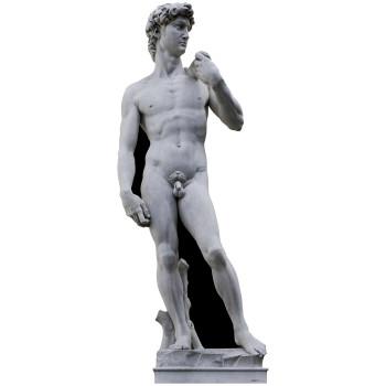 Michelangelos David Statue Cardboard Cutout - $44.95