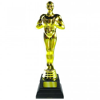 Gold Award Cardboard Cutout