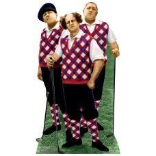 The Three Stooges Golfing