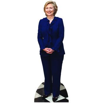 Hillary Clinton Cardboard Cutout - $44.95