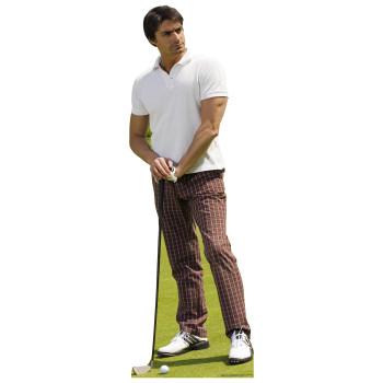Golfer Cardboard Cutout - $44.95