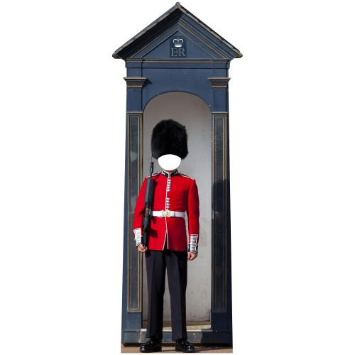 Queens Guard Cardboard Cutout