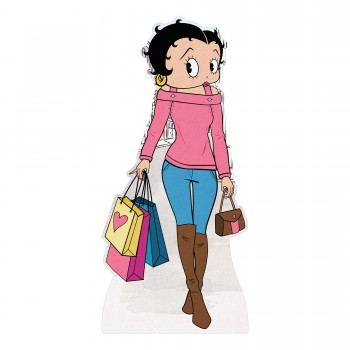 Betty Boop City Girl Cardboard Cutout - $44.95