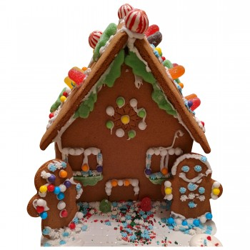 Gingerbread House Cardboard Cutout - $44.95