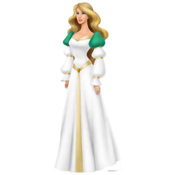 Odette Swan Princess Cardboard Cutout - $44.95