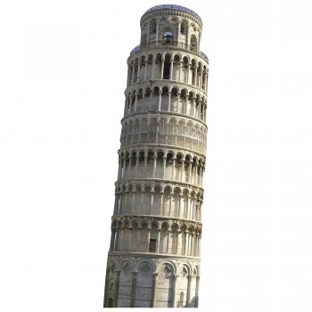 Leaning Tower of Pisa Cardboard Cutout - $44.95
