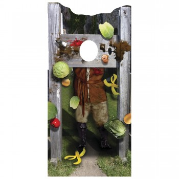 Medieval Stocks Stand In Cardboard Cutout - $44.95