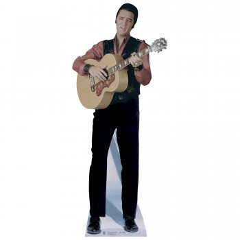 Elvis Presley Singing Cardboard Cutout - $44.95