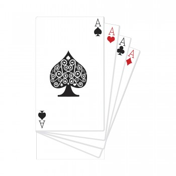 Hand of Cards Cardboard Cutout - $44.95