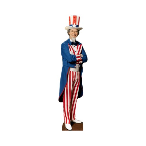 Uncle Sam Cardboard Cutout