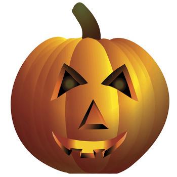 Pumpkin Cardboard Cutout - $44.95