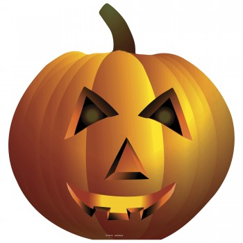 Little Pumpkin Cardboard Cutout - $44.95