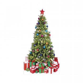 Christmas Tree Cardboard Cutout - $44.95