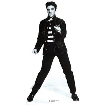 Elvis Jailhouse Rock Cardboard Cutout - $44.95