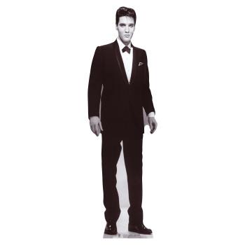 Elvis Tuxedo Cardboard Cutout - $44.95