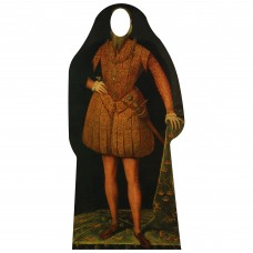 Tudor Man Stand In