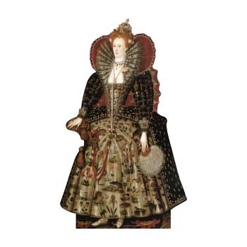Queen Elizabeth I Cardboard Cutout - $44.95