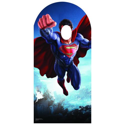 Superman Standin Cardboard Cutout