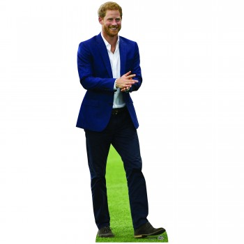 Prince Harry Cardboard Cutout - $44.95