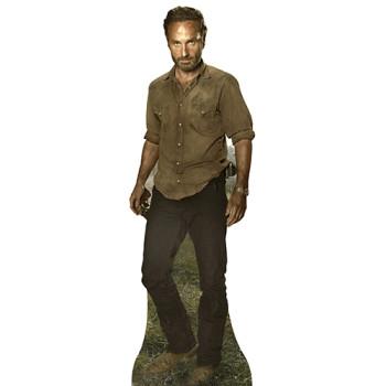 Rick Grimes Cardboard Cutout
