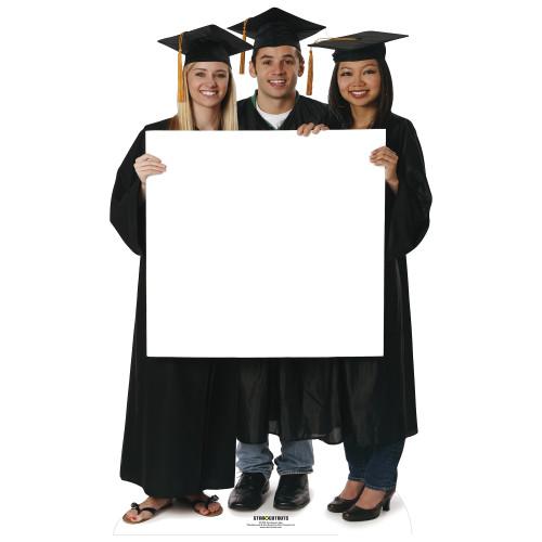 Graduation sign Cardboard Cutout