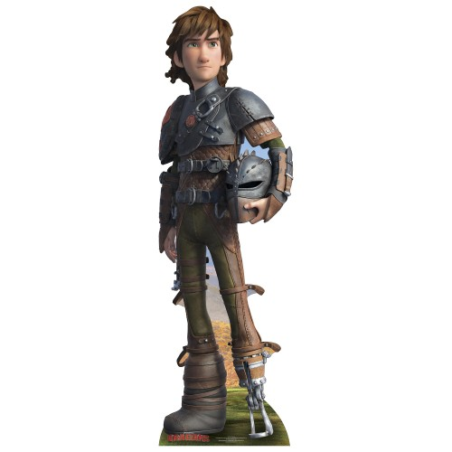 Hiccup - HTTYD Cardboard Cutout