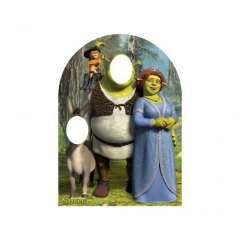 Shrek Child Stand In Cardboard Cutout - $44.95