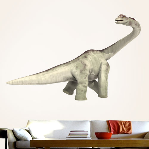 Brontosaurus Wall Decal