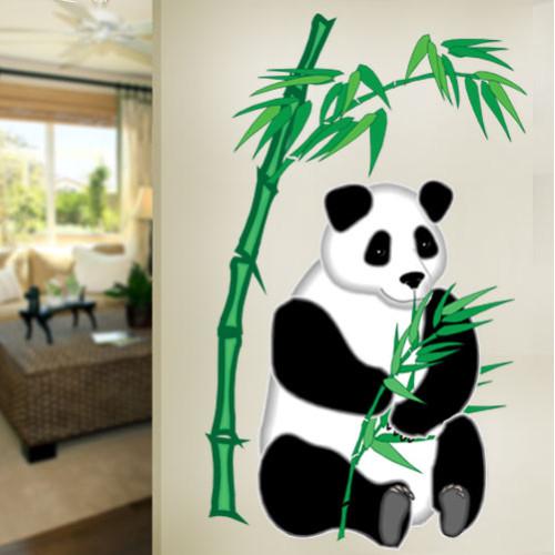 Panda Wall Decal