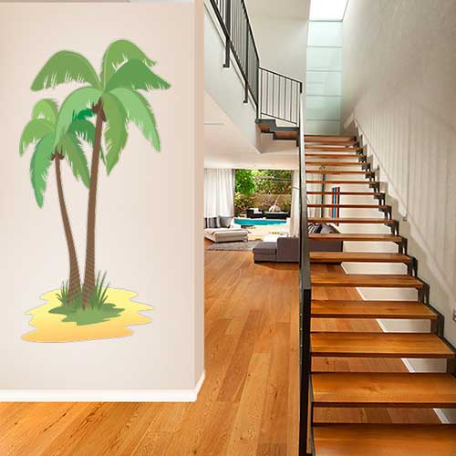 Palm 1 Wall Decal