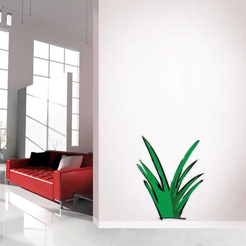 Plant 2 Wall Decal
