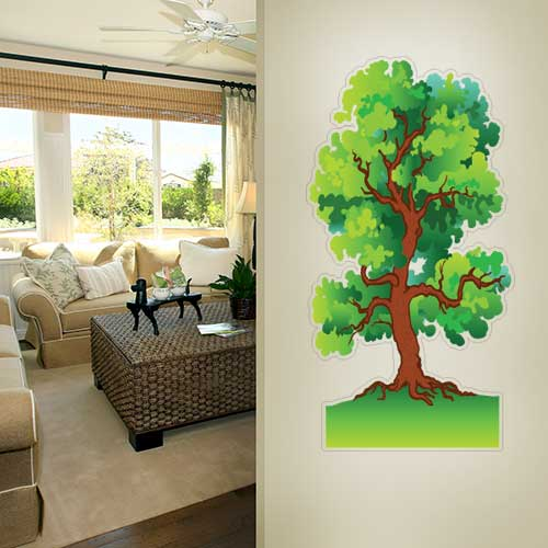 Tree 2 Wall Decal