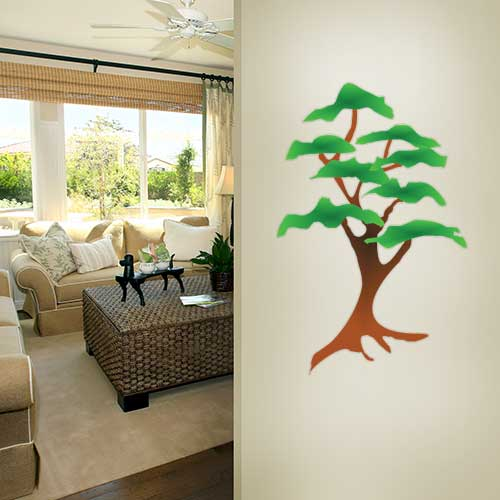 Tree 5 Wall Decal