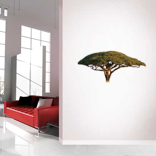 Acacia Tree 1 Wall Decal