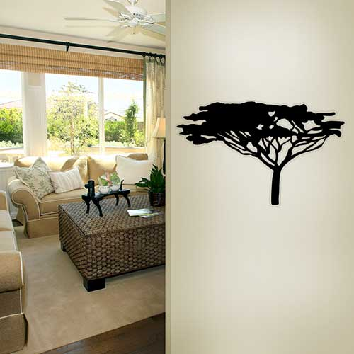 Acacia Tree 2 Wall Decal