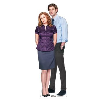 Jim Halpert & Pam Beesly (The Office)