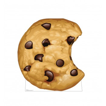 Chocolate Chip Cookie Standee