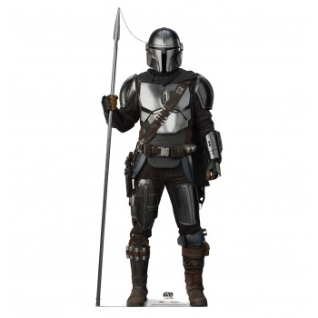 The Mandalorian with Spear (The Mandalorian Season 2) - $39.95