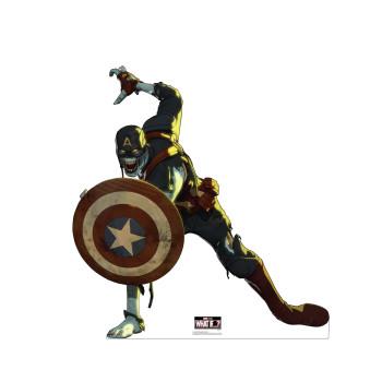 Zombie Captain America (Marvel's What If?)
