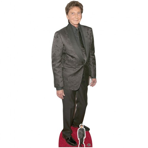 Barry Manilow Cardboard Cutouts