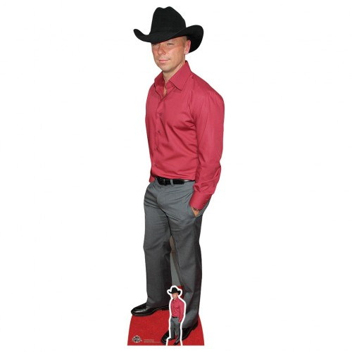 Kenny Chesney Cardboard Cutouts